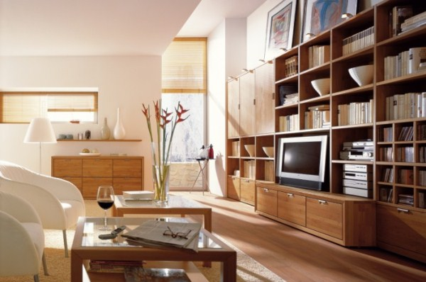 Wooden-Finish-Wall-Unit-1