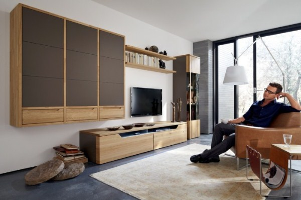 Wooden-Finish-Wall-Unit-10