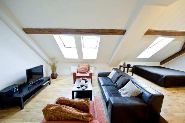 Luxury Attic Exclusive Prague apartment