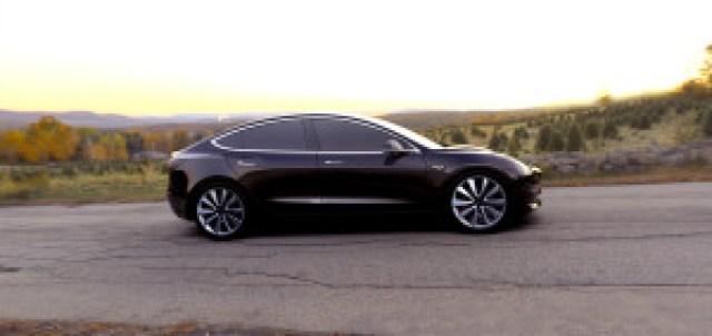 coche electrico Tesla modelo 3