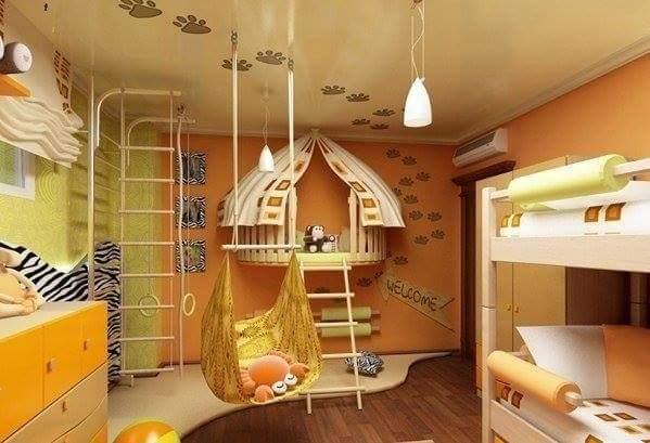 Dormitorios juveniles con colores arlequin for Dormitorios tematicos