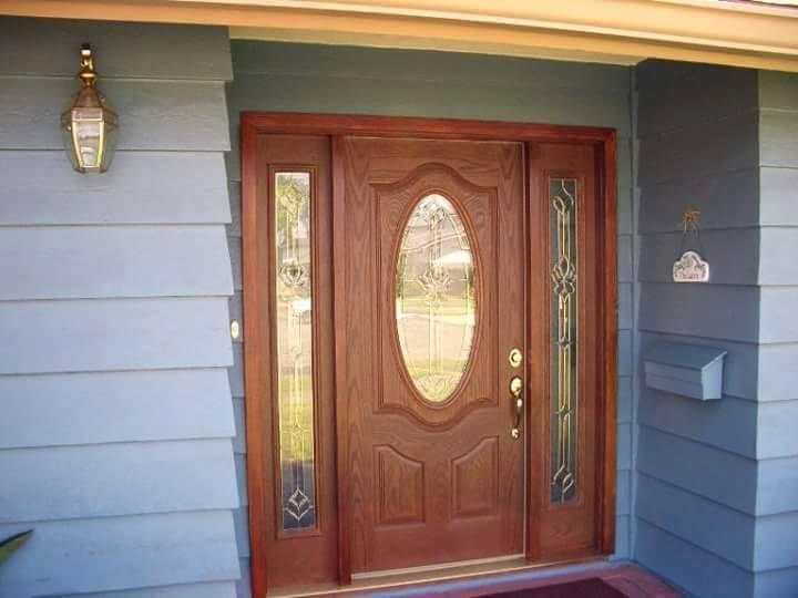 Puertas para exteriores for Puertas de casa exterior