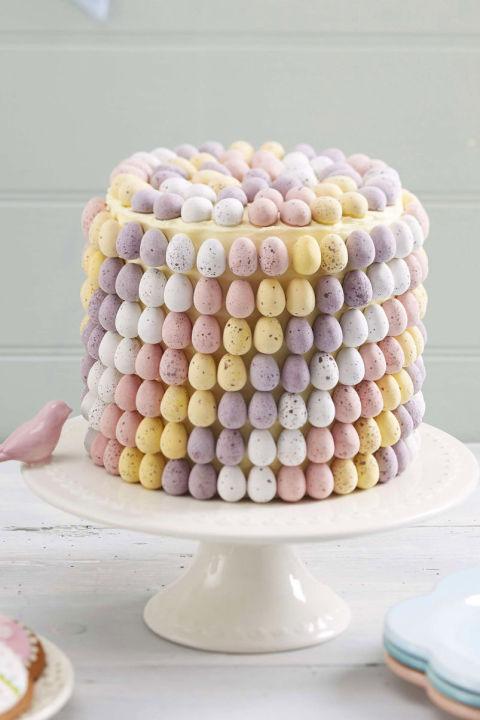 20 Ideas Para Decorar Tartas En Pascua Chispis Com