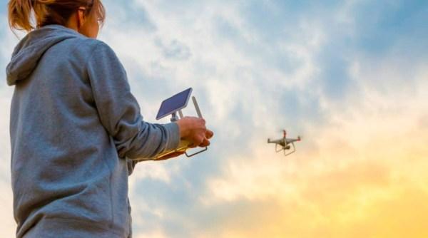 curso de piloto de Drones