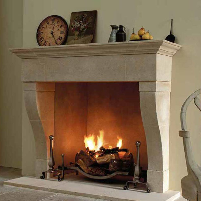 Chesneys Swans Nest Basket  Chiswell Fireplaces