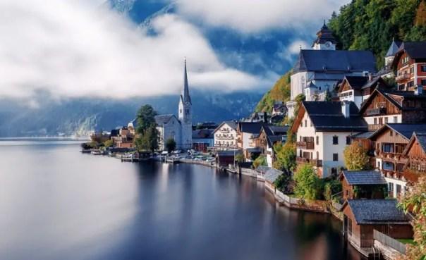#6 Hallstatt, Austria