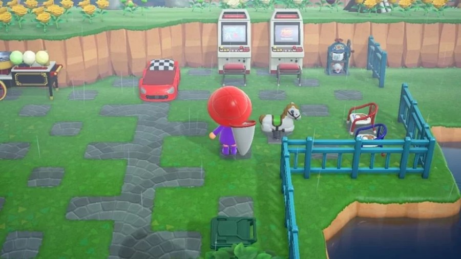 Animal Crossing Ding 0606 9