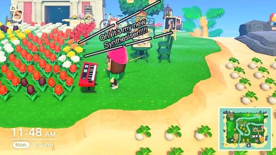 Animal Crossing Ding 0906 3