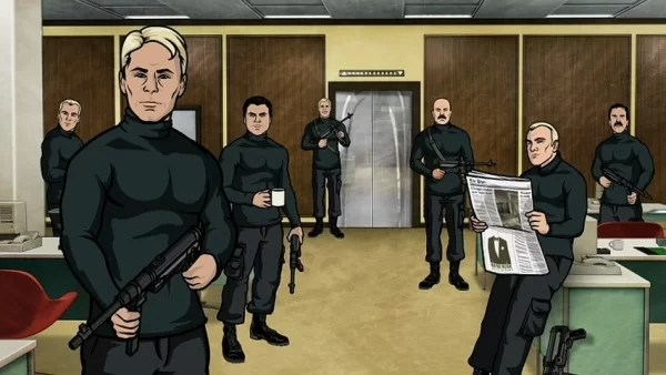 Archer A Going Concern screenshot