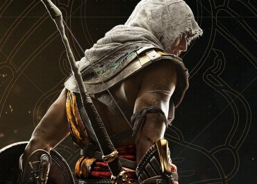 Assassin's Creed Origins keyart