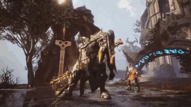 Godfall screenshot