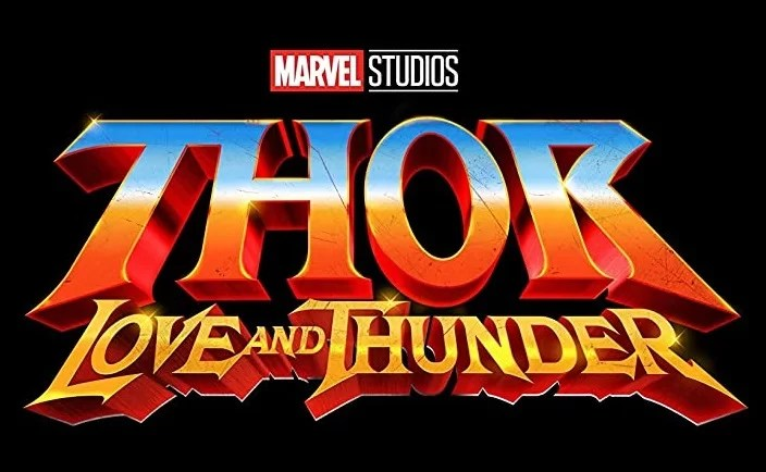 Thor: Love and Thunder logo