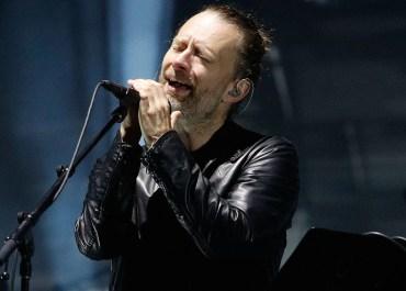 Radiohead - Thom Yorke
