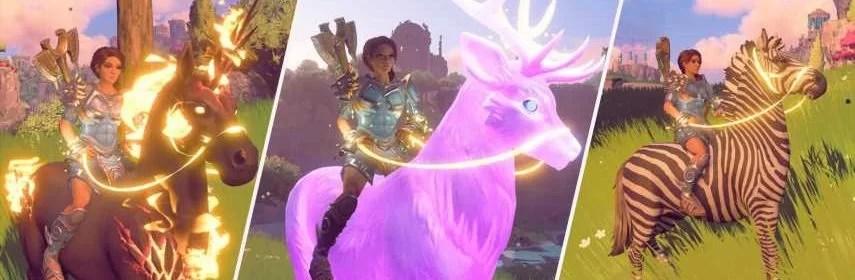 Immortals: Fenyx Rising Mount Guide