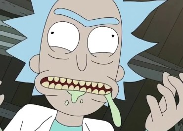 Rick and Morty screenshot