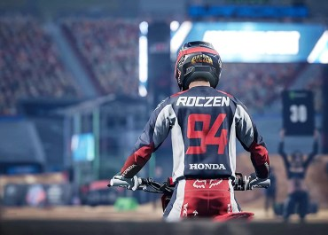 Supercross 4 screenshot