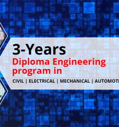 3 year diploma in electrical engineering [ 1900 x 645 Pixel ]