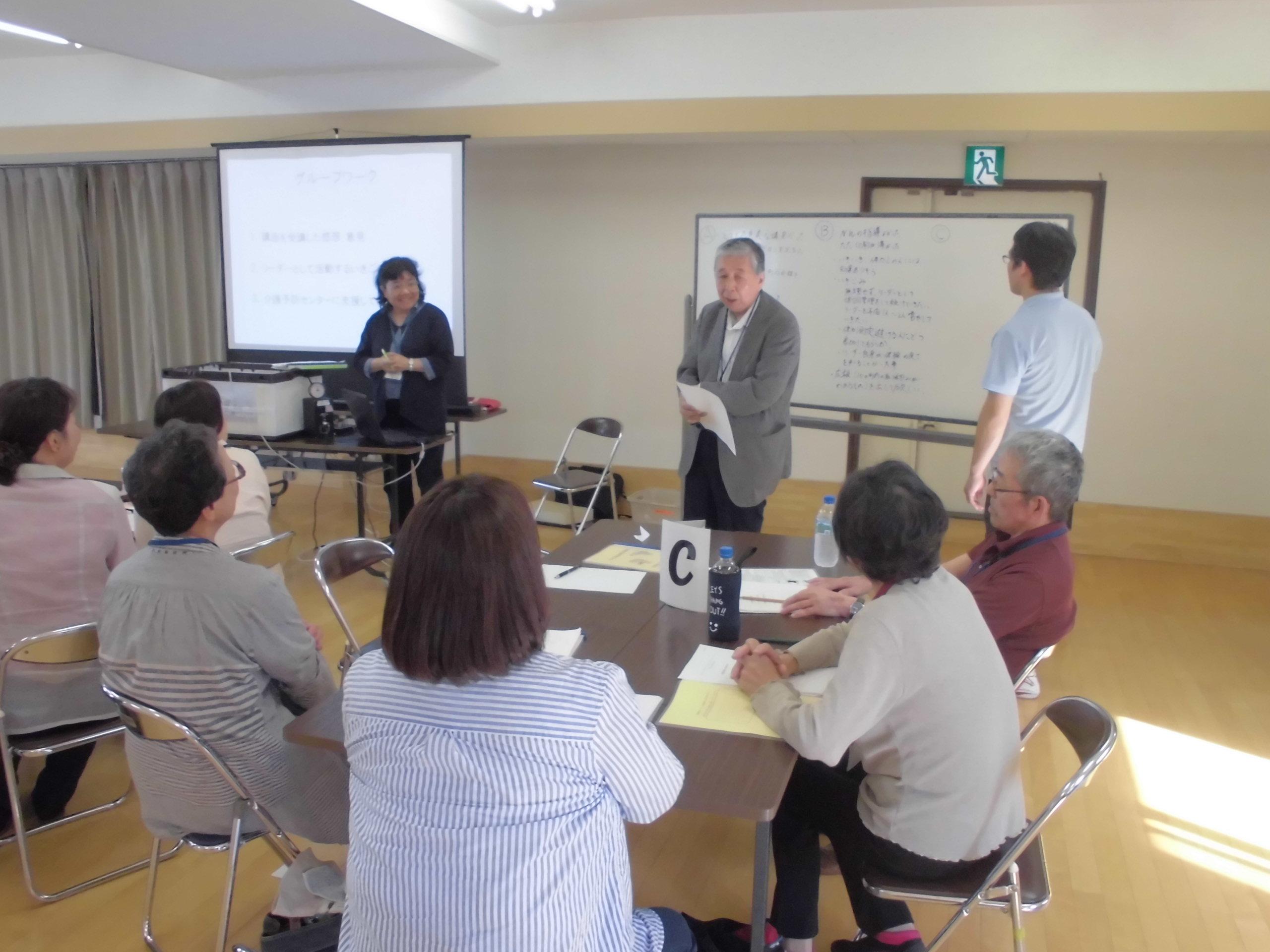平成29年度第1回 介護予防リーダー養成講座を実施しました | 社會福祉法人千歳市社會福祉協議會