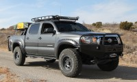 TOYOTA TACOMA BAJA RACK (Stock , Original and Flat)