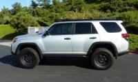 2010 + Toyota 4runner BAJA Racks