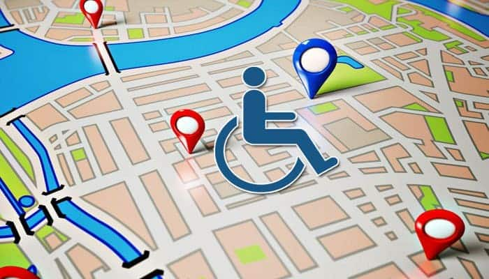 Google Maps has added wheelchair accessible routes to large cities
