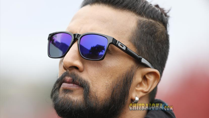 Sudeep Hairstyle Chitraloka Com Kannada Movie News Reviews
