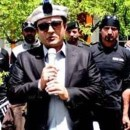 Shah Saud, DC of Upper Chitral