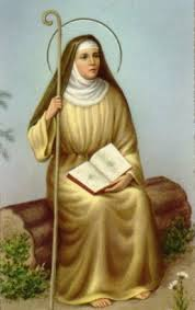 Saint Monica is the patron saint of Patience