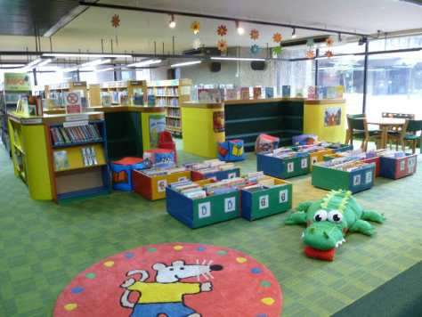 Kids-Library-Barbican
