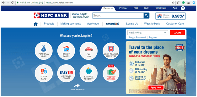 Online Ipo Application Through Hdfc Bank How To Apply