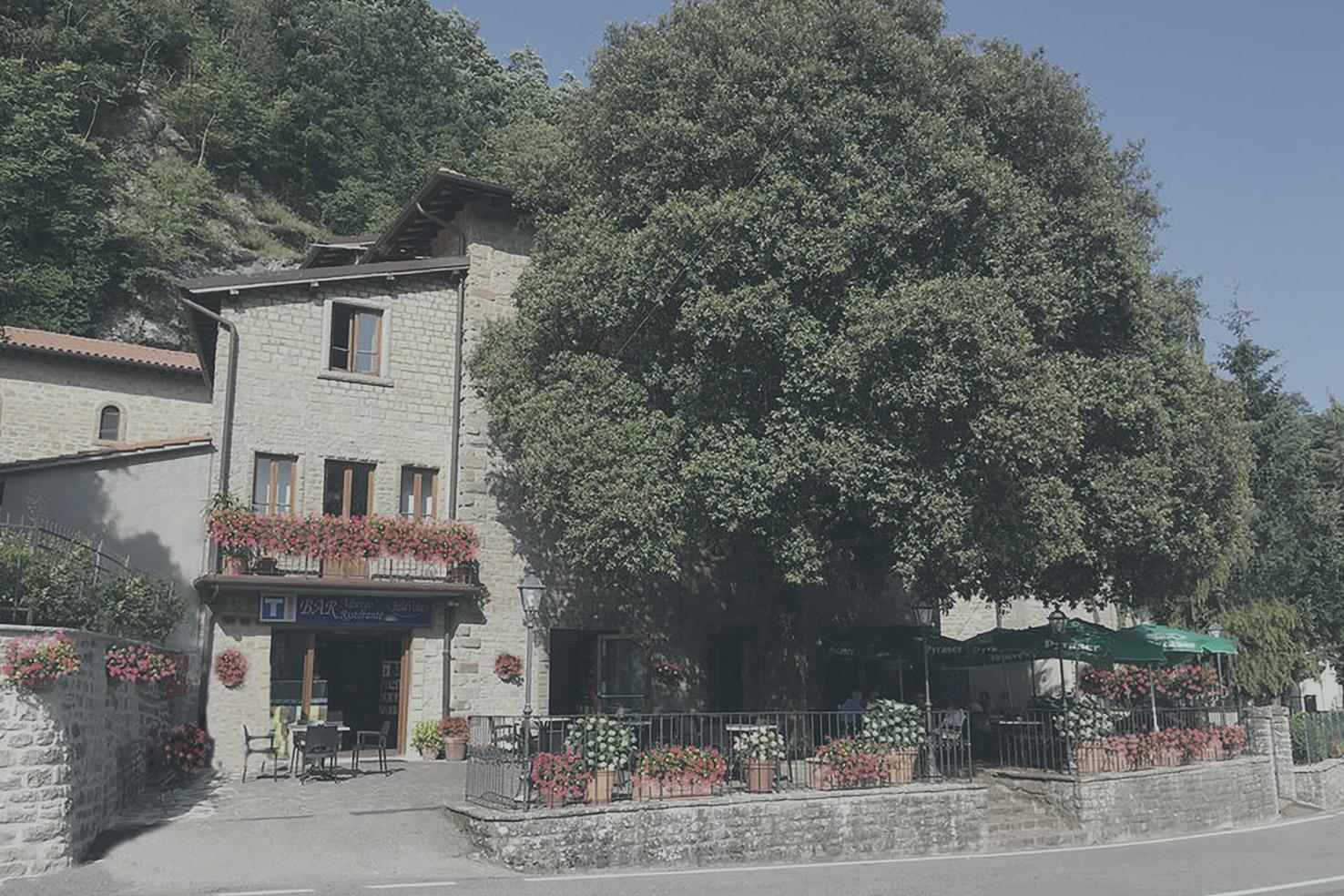 chiusi verna bike - albergo bellavista
