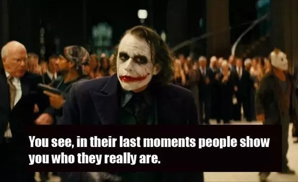 Smile Quotes Wallpaper Free Download 12 Quotes By The Joker Heath Ledger