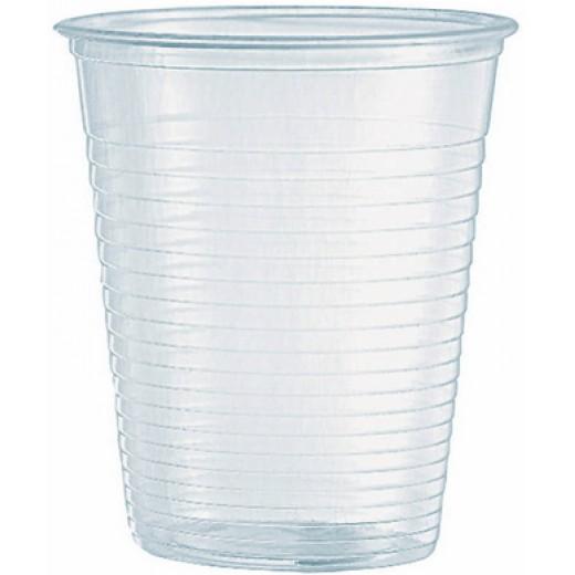 Bicchieri In Plastica Acqua Monouso Trasparenti 200cc 30x100pz