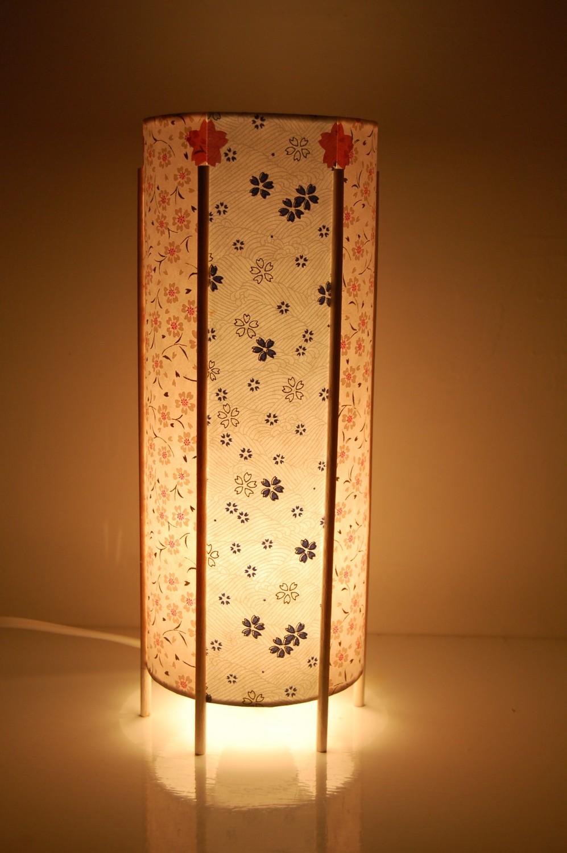 Mes lampes japonaises  Chiyogami Touch