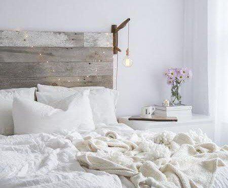 Idee per decorare la testata del letto matrimoniale in maniera fai da te  Chizzocute