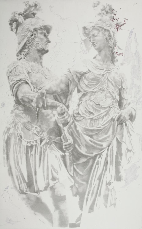 Sevda Chkoutova Drawing Zeichnung Gender