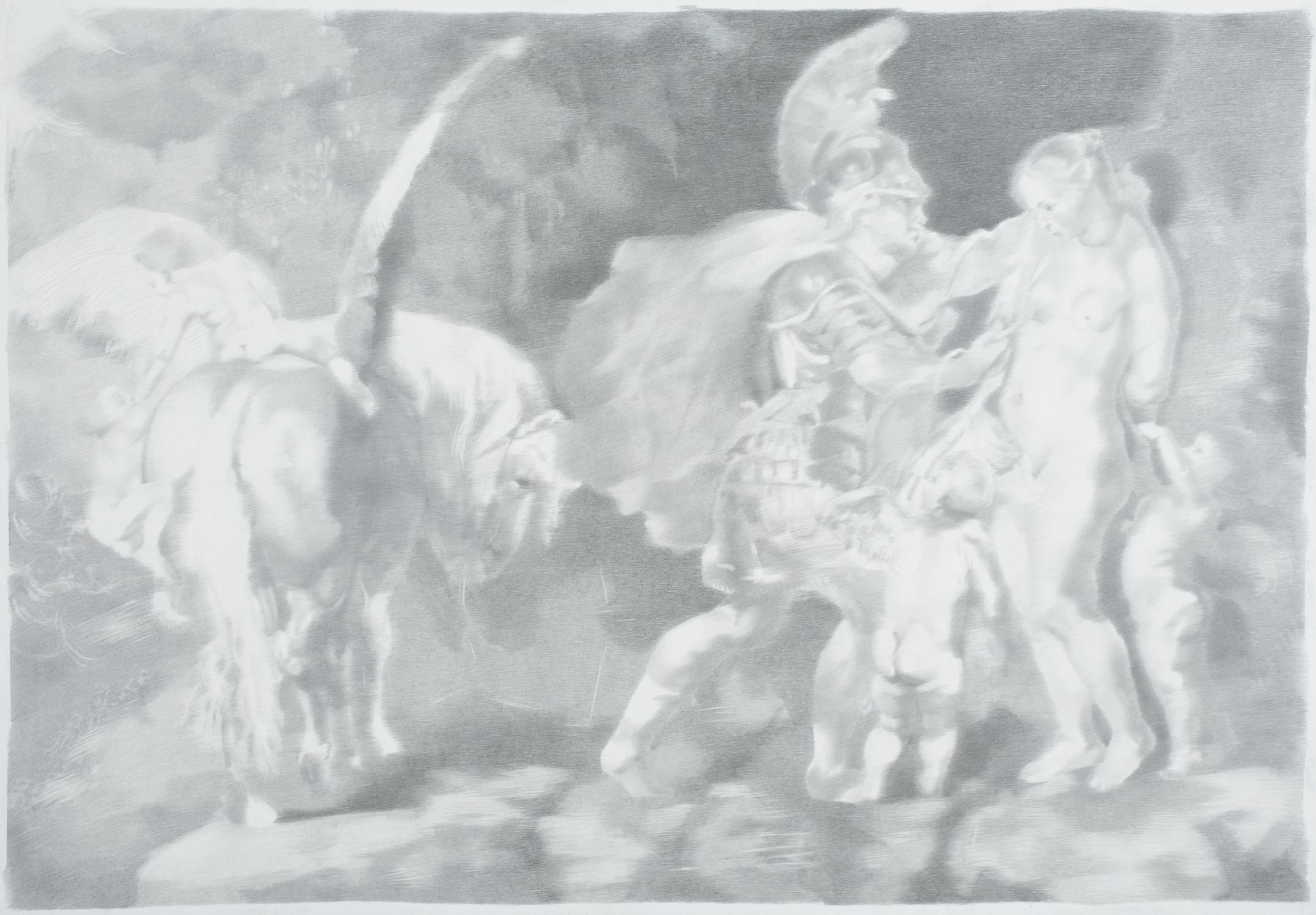 Helden Osteuropa Denkmal Zeichnung Drawing