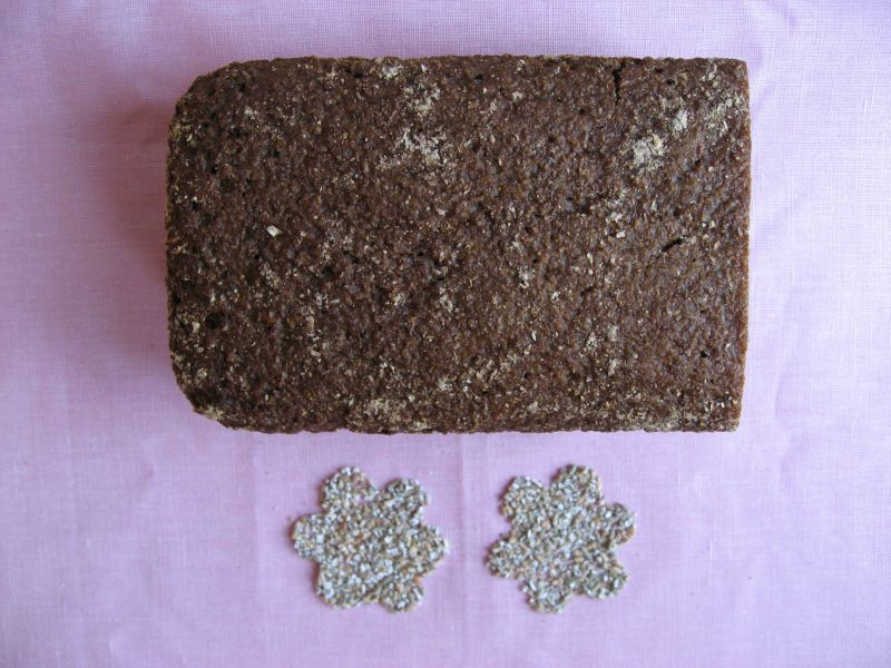 Pumpernickel - dark rye bread