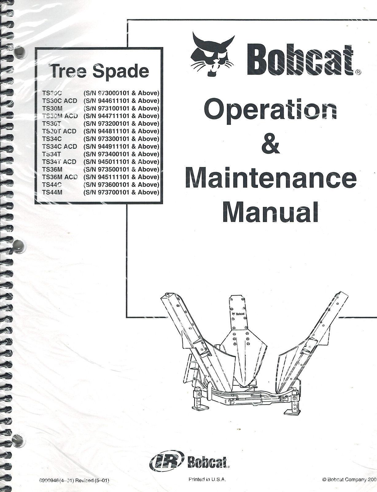Bobcat TS30C