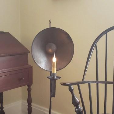 "Mini Floor Lamps 38-45"""