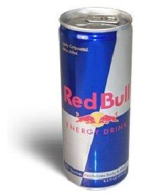 Red Bull - una fuente de taurina