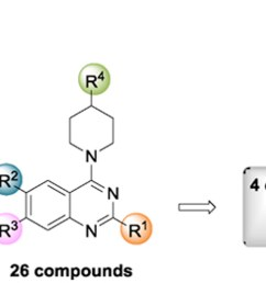 evaluation of novel quinazoline 4 piperidinesulfamide derivatives as inhibitors of npp1 european journal of medicinal chemistry 2018 147 130 149  [ 2213 x 828 Pixel ]