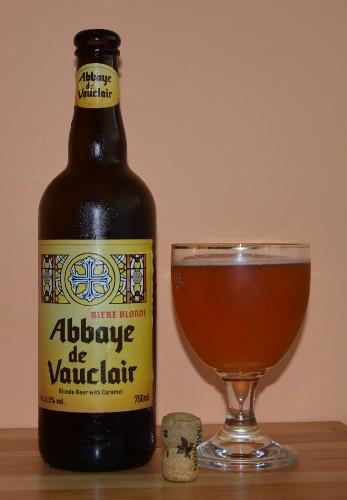 Abbaye de Vauclair Biere Blonde