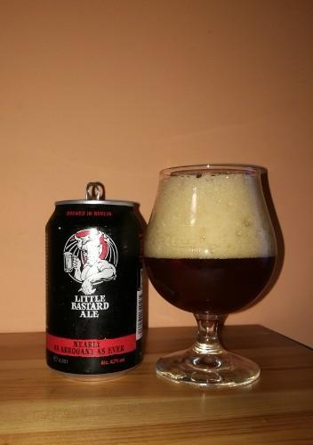 Little Bastard Ale