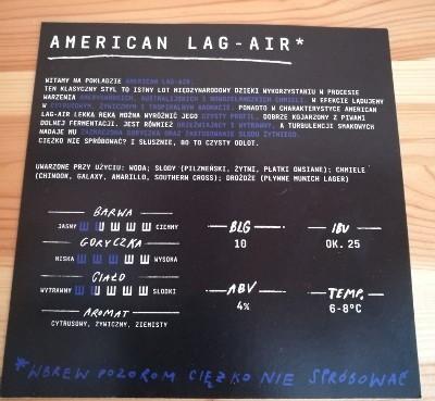 American Lag-Air