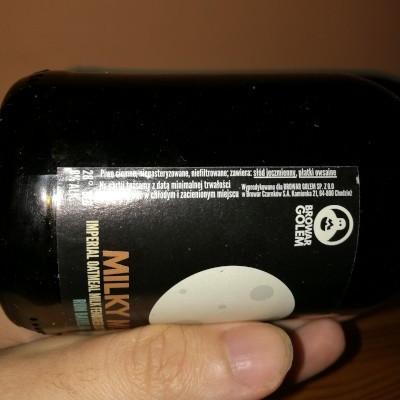 Milky Moon Rum BA