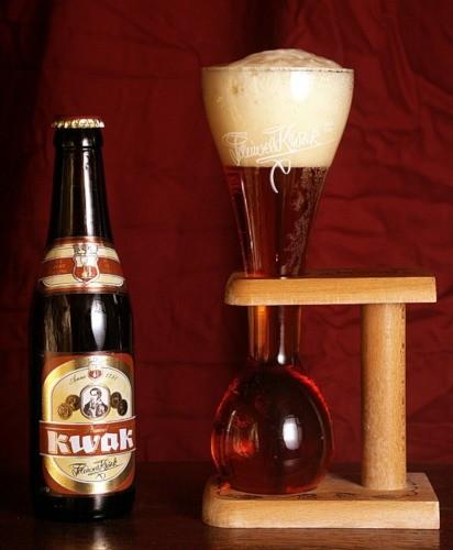 Szklanka do piwa Kwak