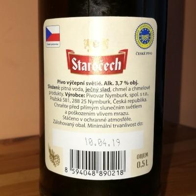 Staročech Original Pivo Výčepní Světlé