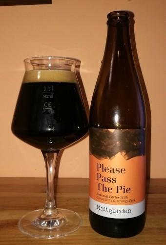 Please Pass The Pie