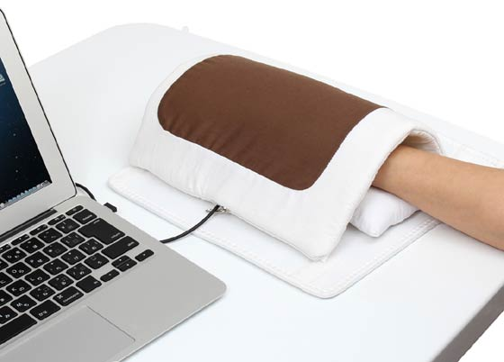 USB Futon Mouse pad